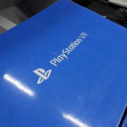 【レンタル新商品】ついにやってきたPlayStationVR!!まずは触ってみました